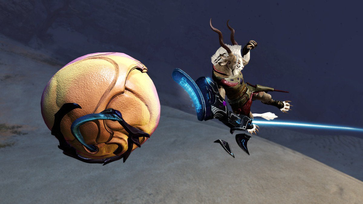 Guild Wars 2's Roller Beetle reminds us that MMO mounts don