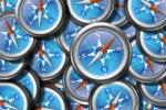 Safari browser logos