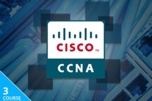 Refresh your networking skills with this Cisco CCNA training suite