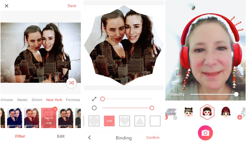 dd5e27d8ee5 Best selfie apps for the iPhone