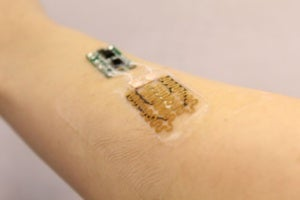 smart bandage tufts