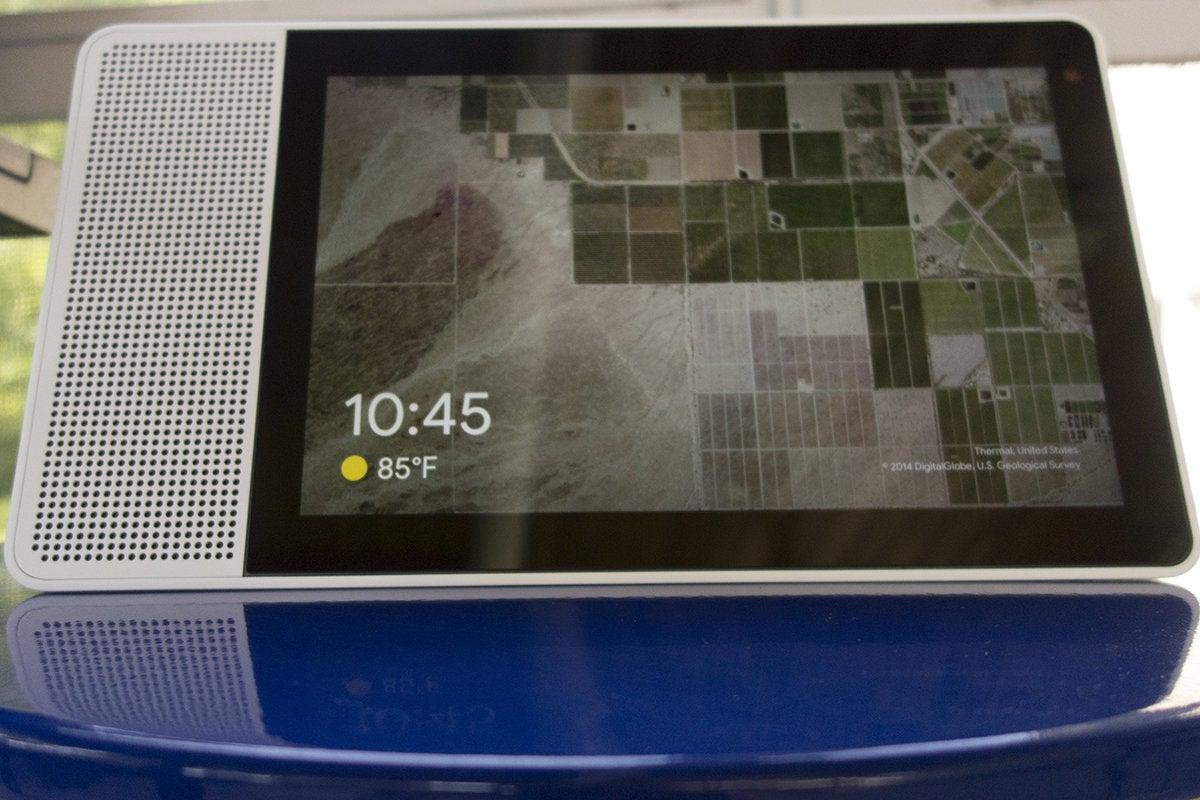 smart display front