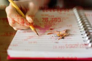study certification student pencil notebook school college