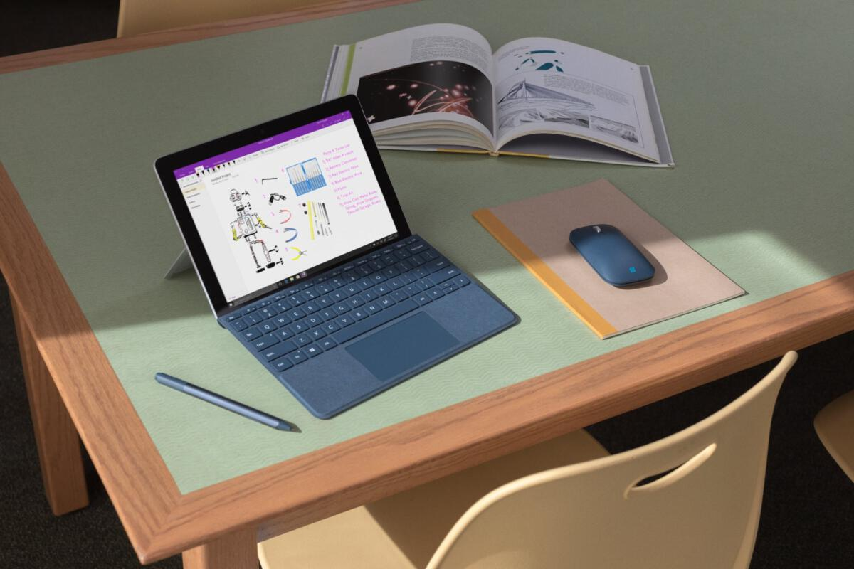 photo image 3 reasons why Microsoft's Surface Go beats Apple's iPad (and 3 reasons why it doesn't)