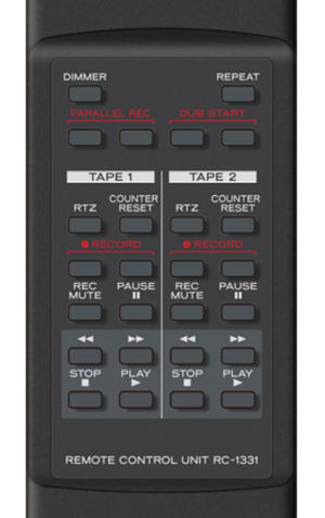 TASCAM 202MKVII dual cassette deck review: A high-quality