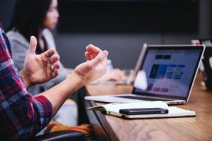 Collaborative behavior as a path to open office success
