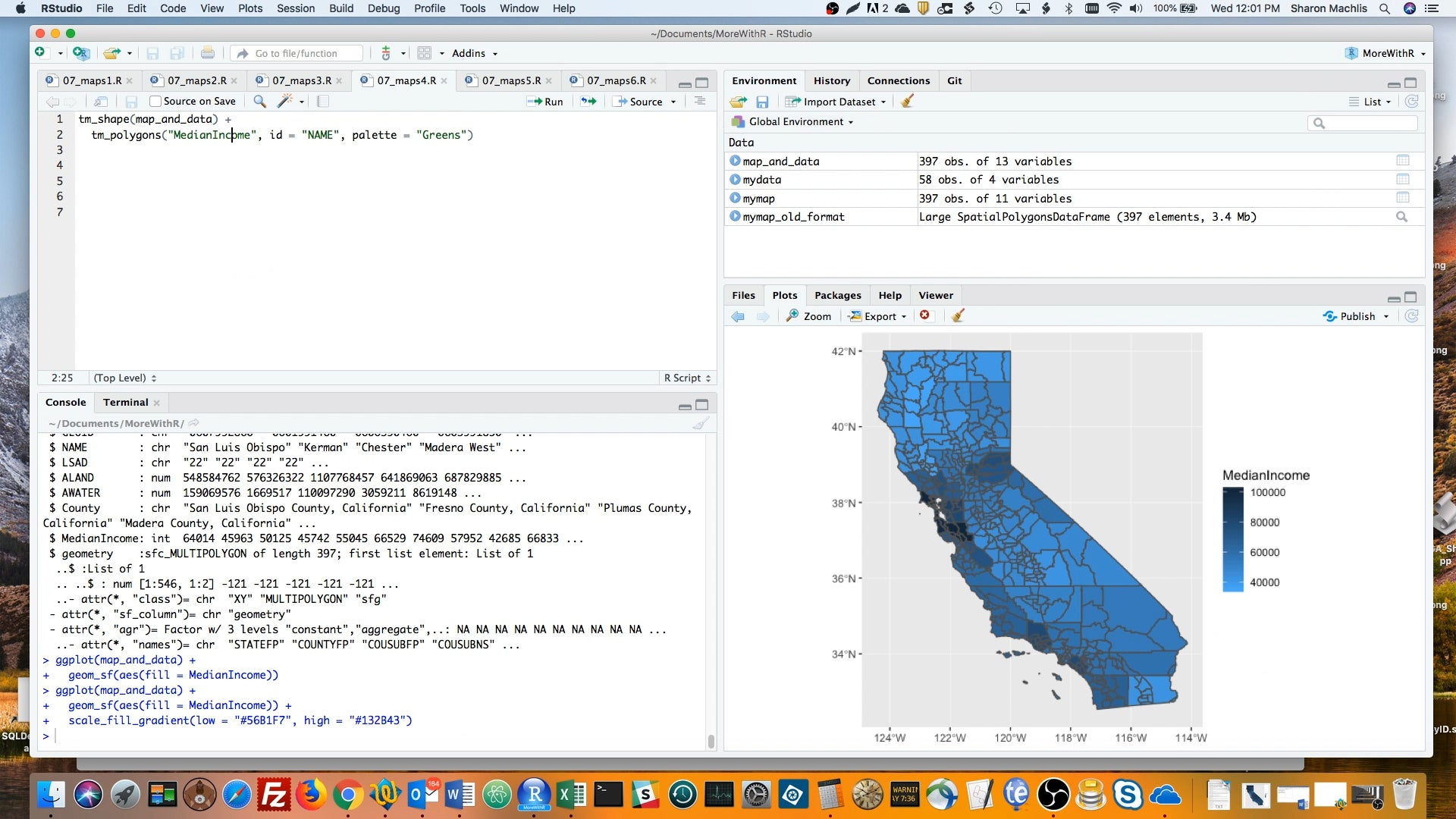 R tip: Create maps in R | IDG TV