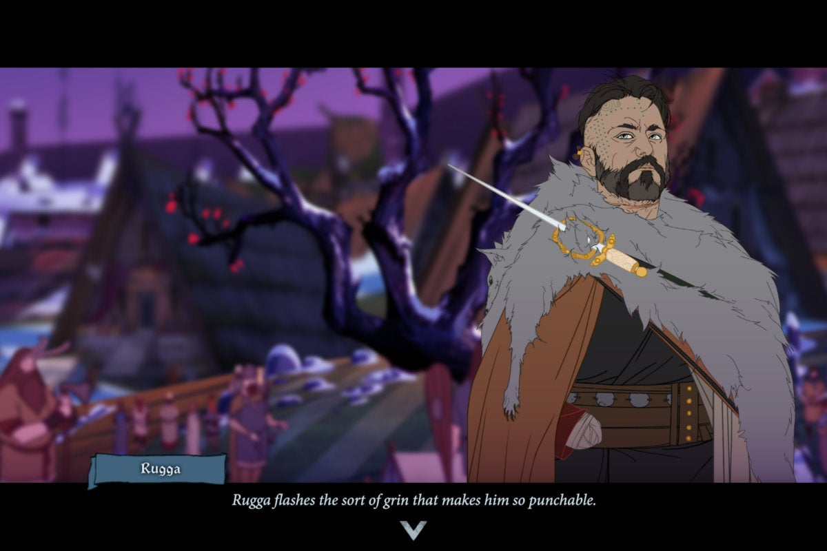 the banner saga 3 rugga