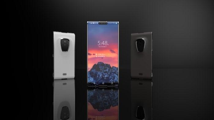 Sirin Labs Finney blockchain smartphone
