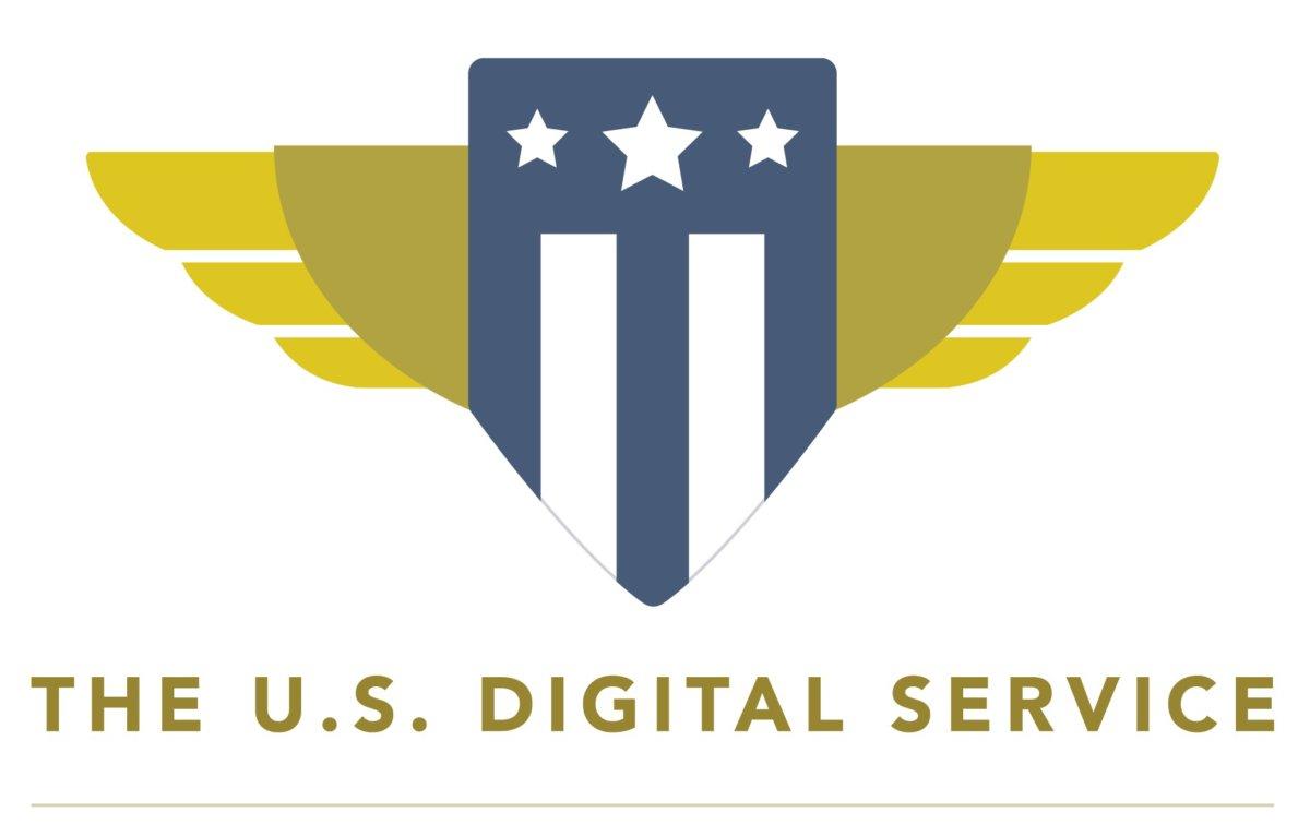 u.s. digital service official logo