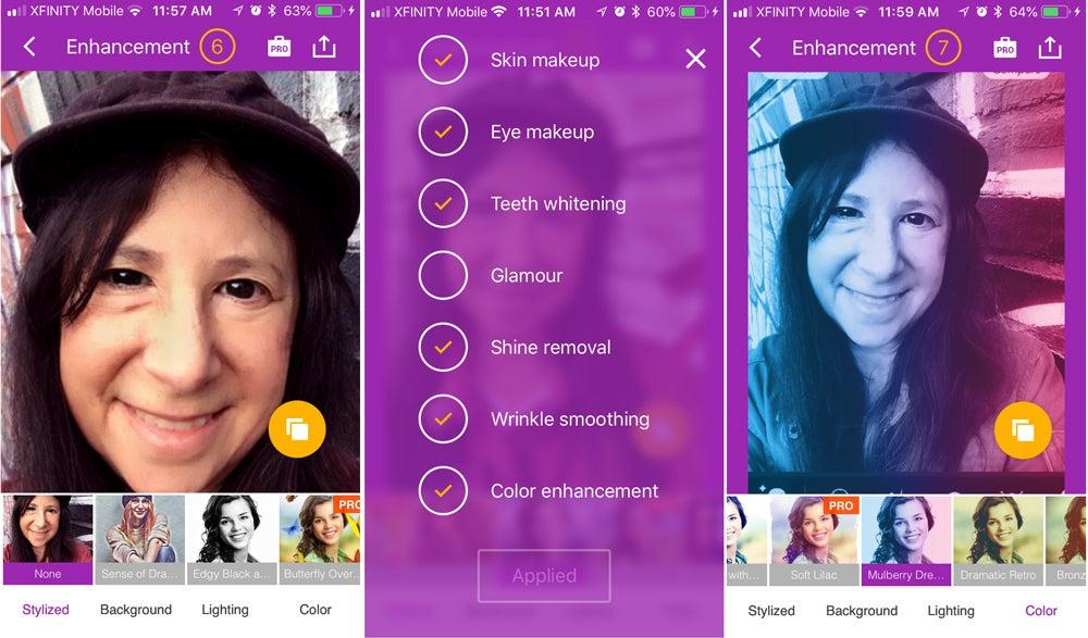 Best selfie apps for the iPhone | Macworld