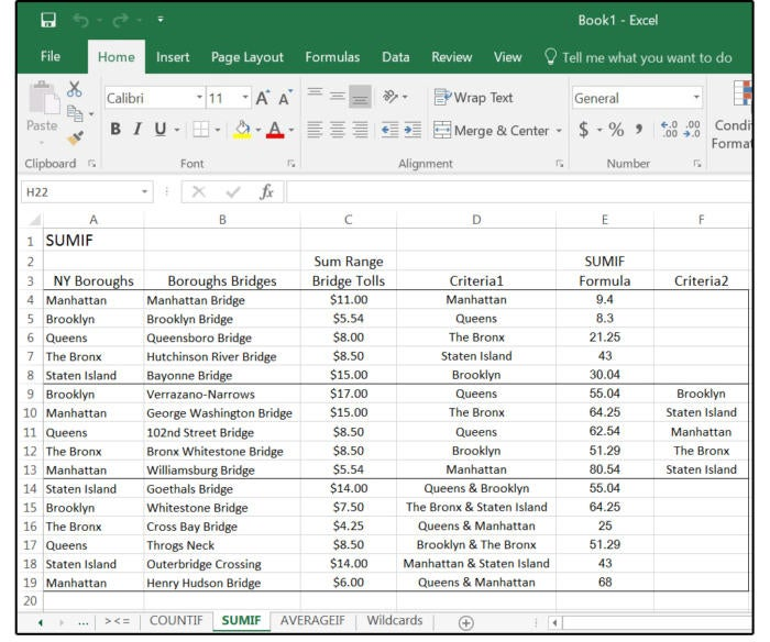 Excel logical formulas: 12 simple IF statements to get