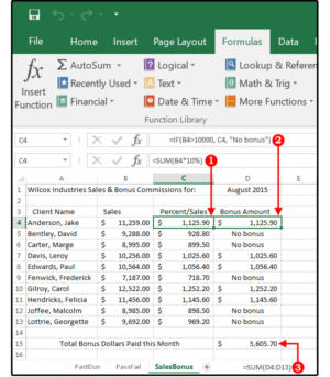04b use if statements to calculate sales bonus commissions