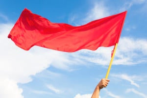 11 reporting incidents alert red flag attention