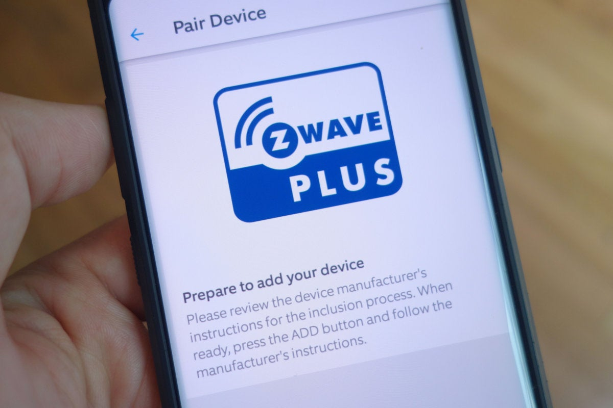 How to add Z-Wave sensors to Ring Alarm | TechHive