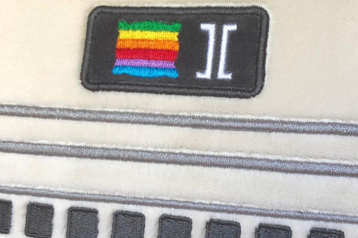 1977 pillow ii apple ii