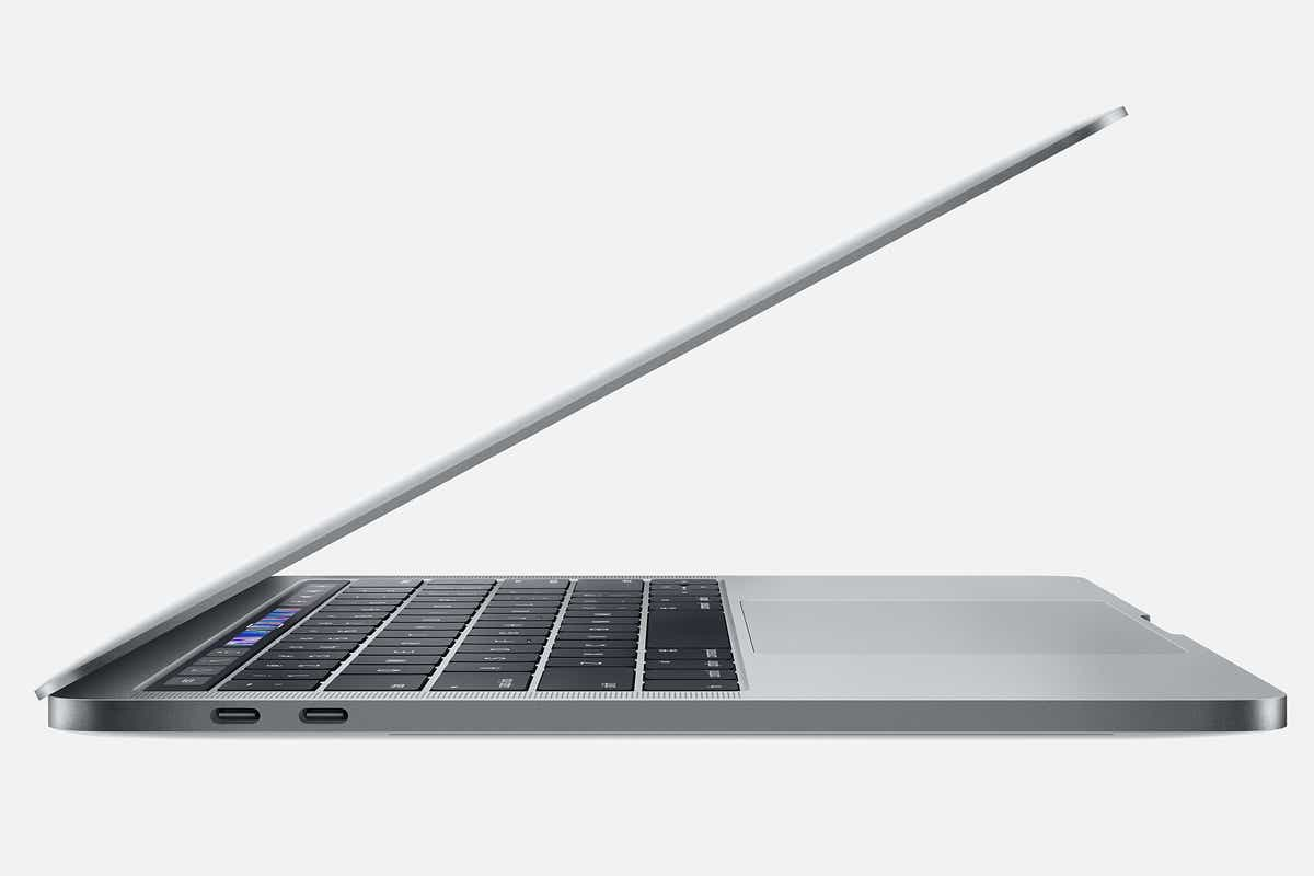 13-inch 2.3GHz Core i5 MacBook Pro 256GB storage with Touch Bar (2018)