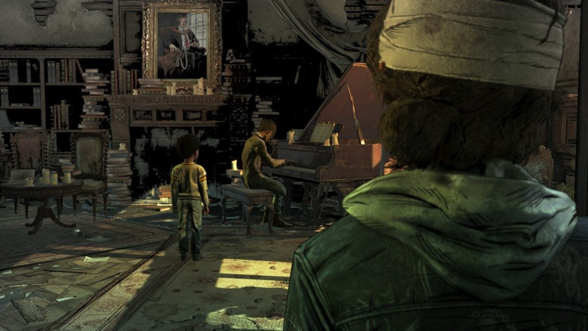the walking dead: the final season episode one review: it's going to ...