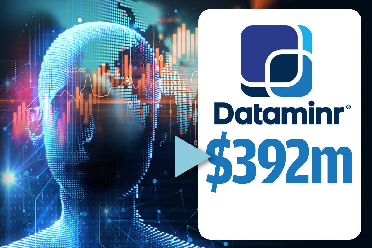 2 dataminr data analytics numbers stock market