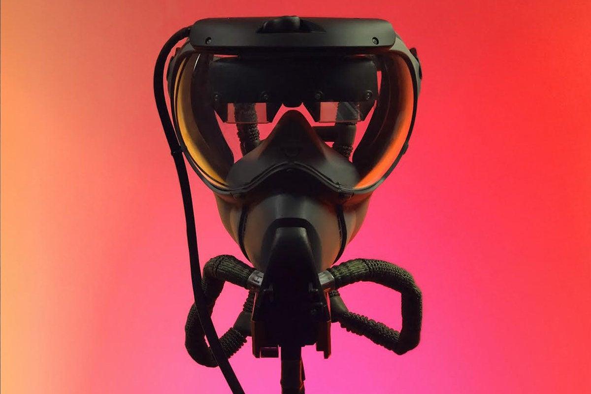 2 odg ar oxygen mask