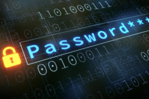 passwords / authentication