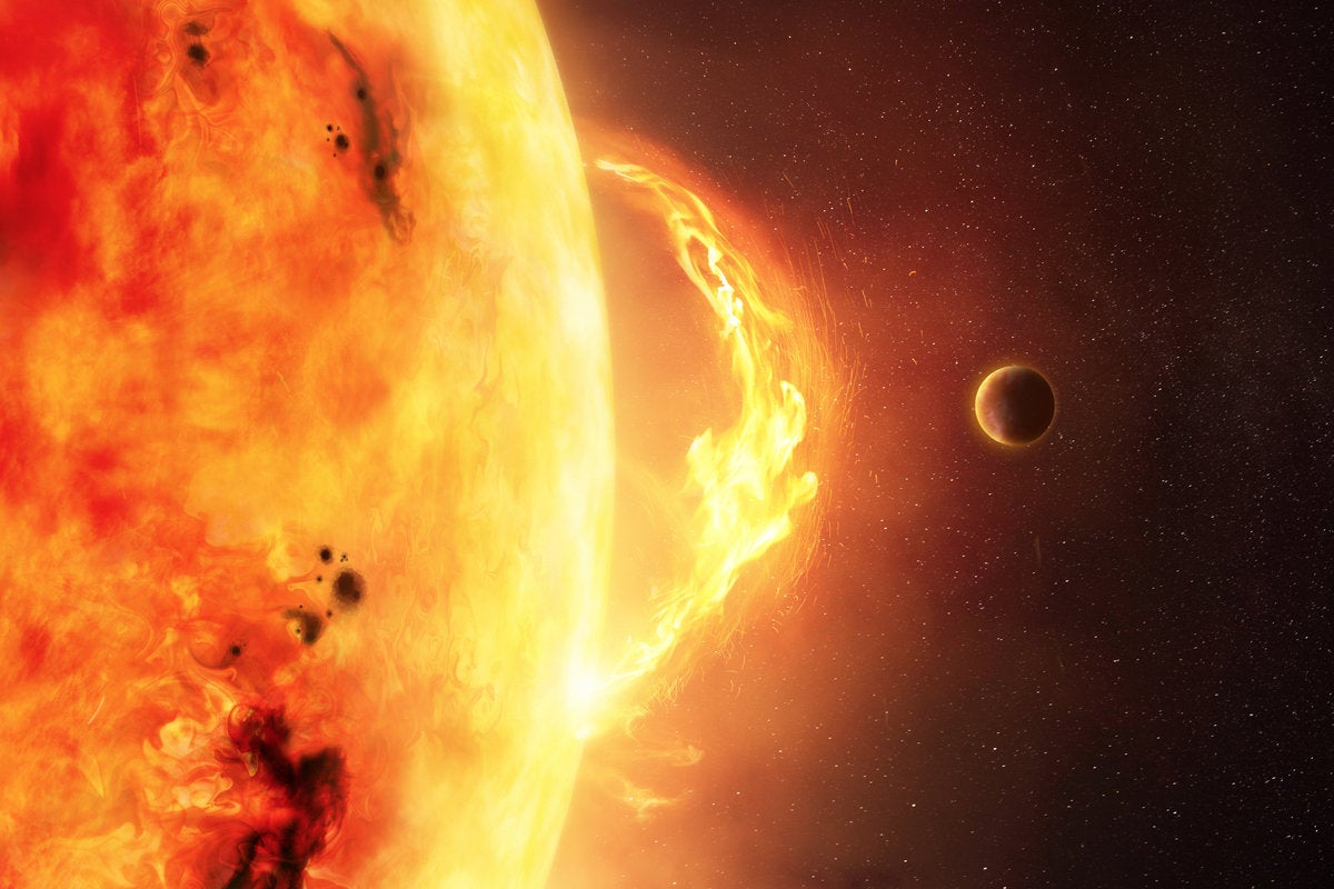 7 solar flare emergency doomsday