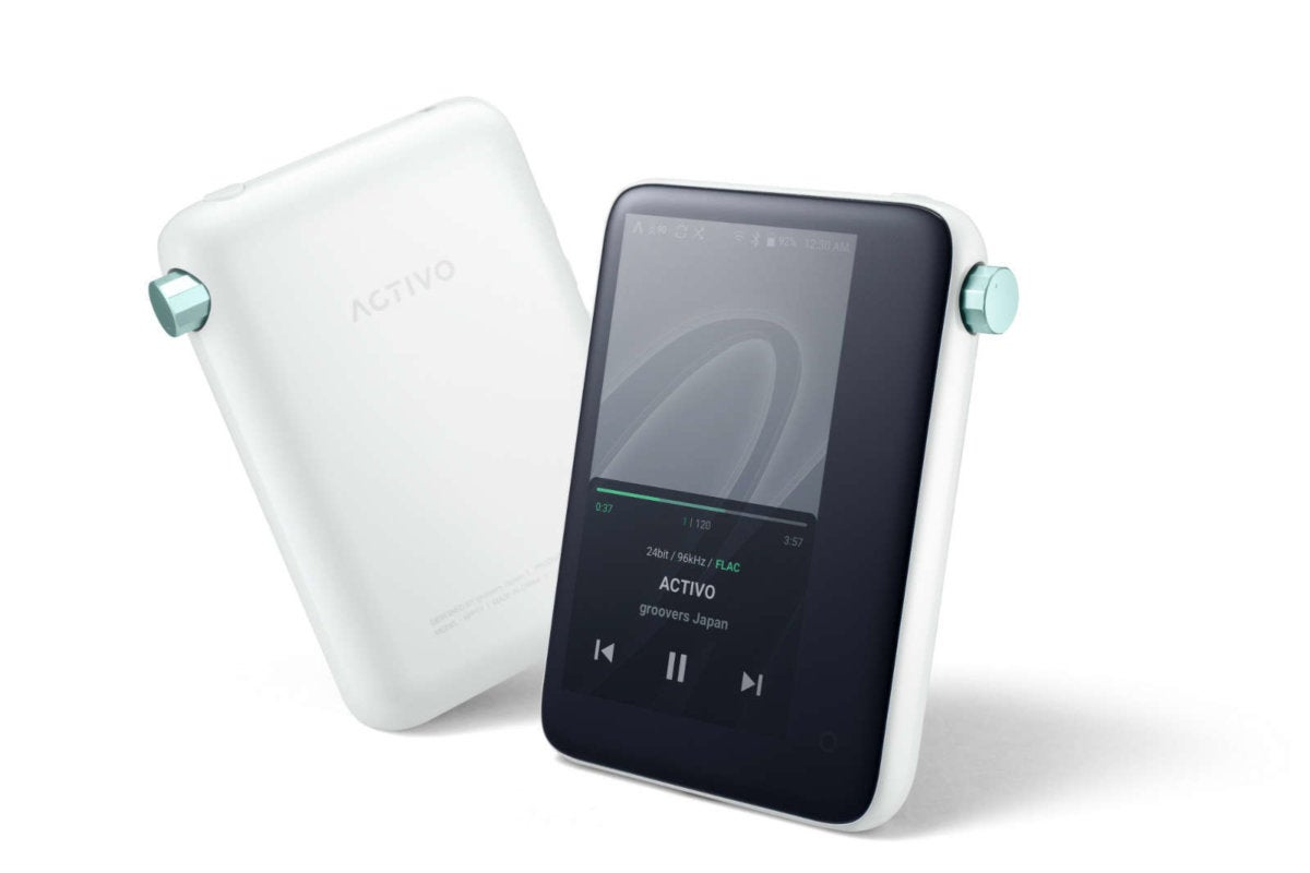 Activo CT10 hi-res music player.activo ct10 lead image