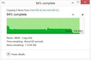 after no slowdown yet intel 660