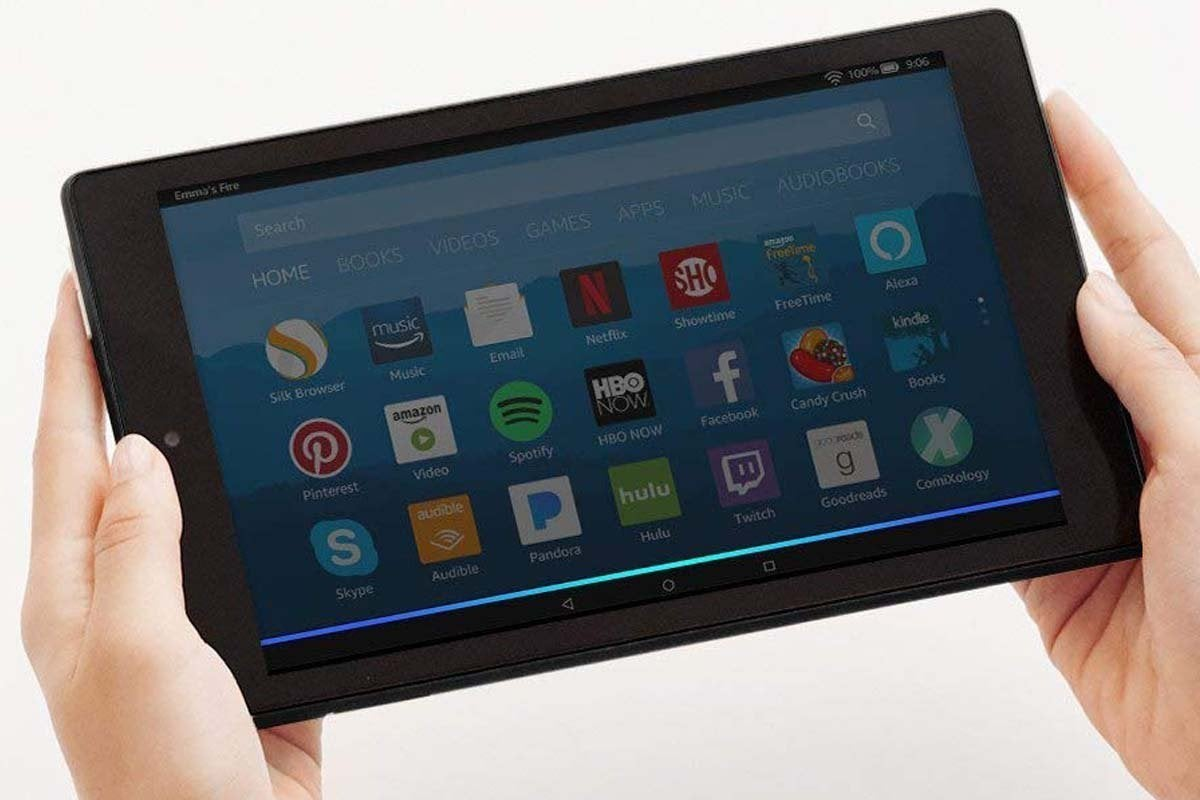 amazon is blowing out its fire hd 8 tablets for 50 which probably