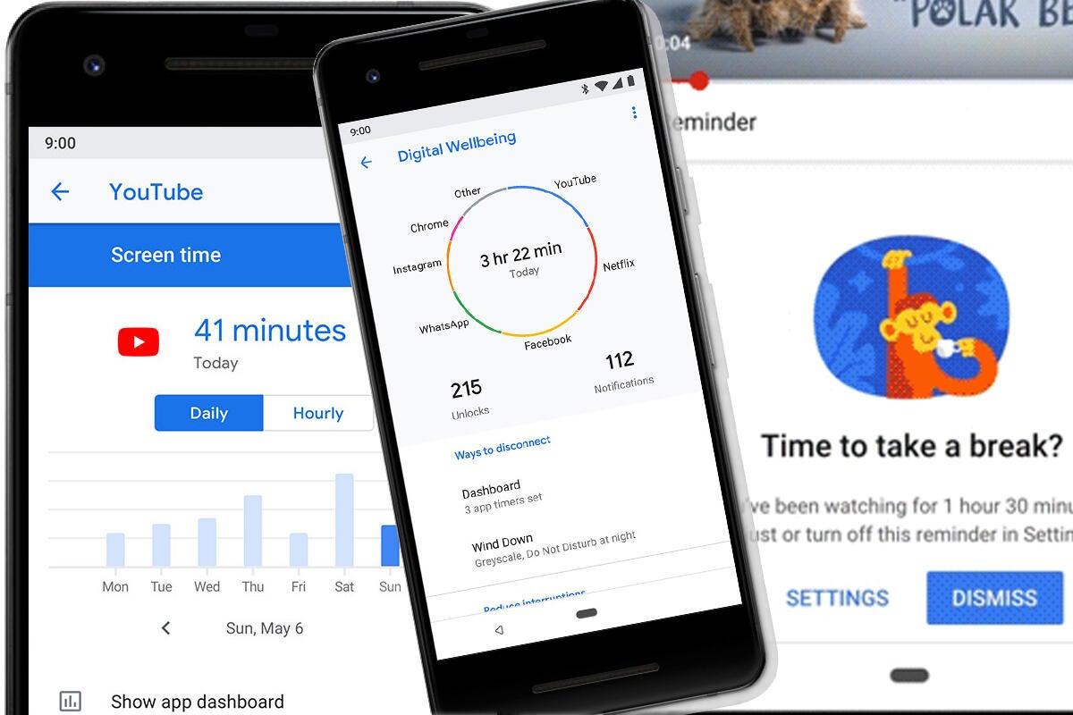 Android Digital Wellbeing: Wie man sich anmeldet, aufstellt und seine schlechten Gewohnheiten bricht