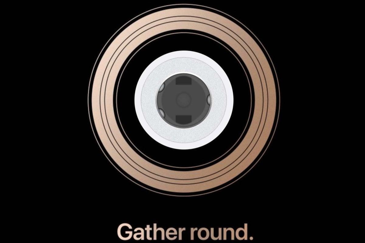 apple round headphone jack
