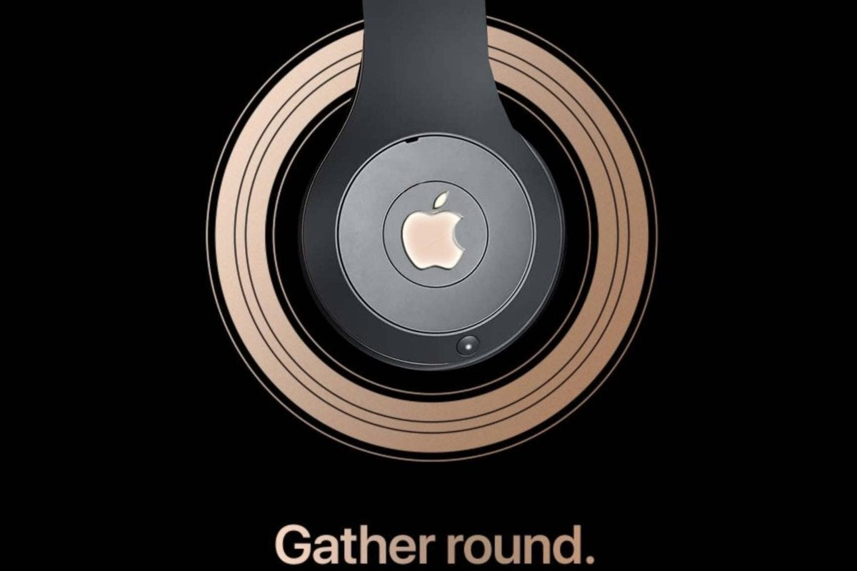 apple round headphones