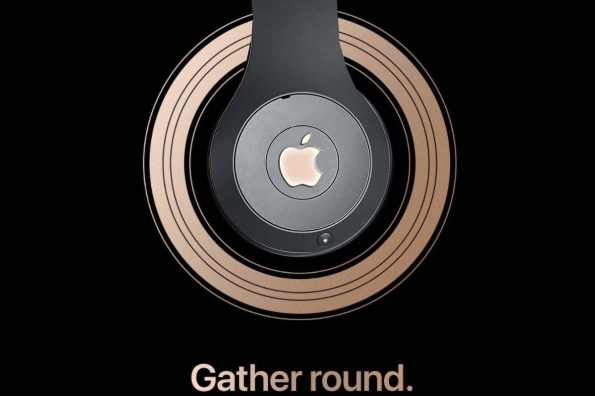 apple round headphones
