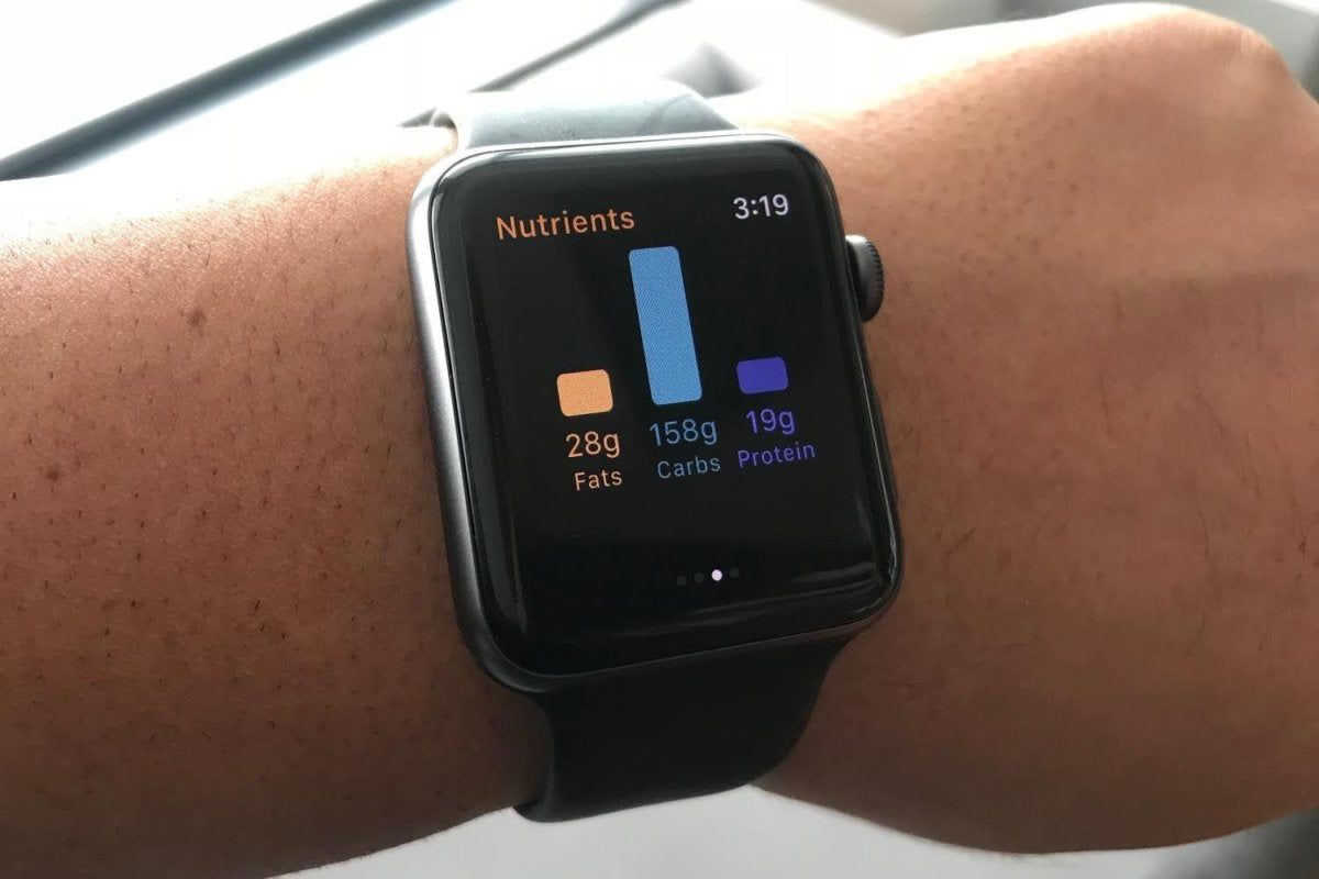 apple watch weight loss