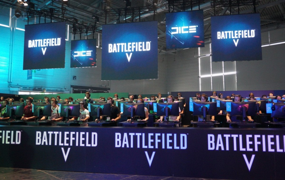 battlefield v 64