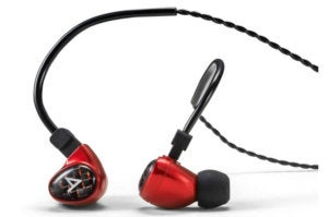 Astell&Kern Billie Jean IEM headphone