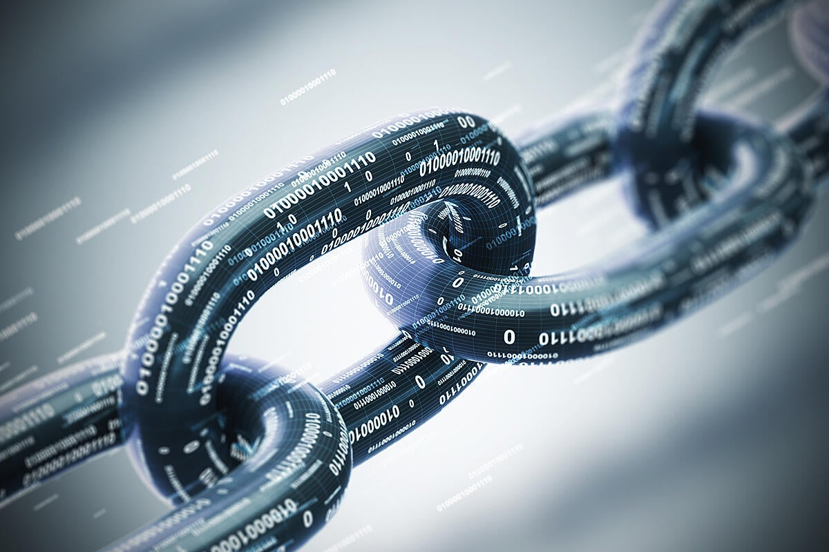 binary chain / linked data / security / blockchain