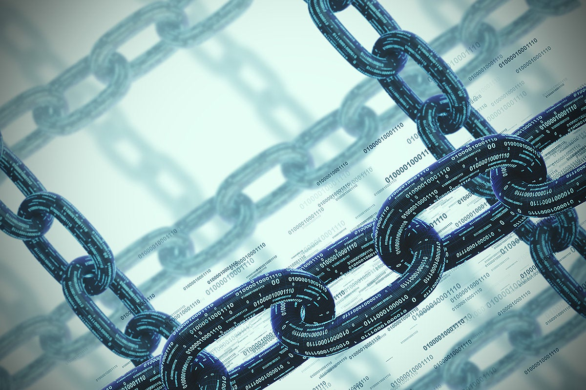 binary chains / linked data / security / blockchain