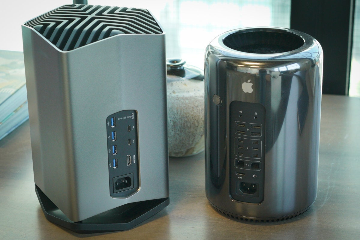 blackmagic egopu and mac pro