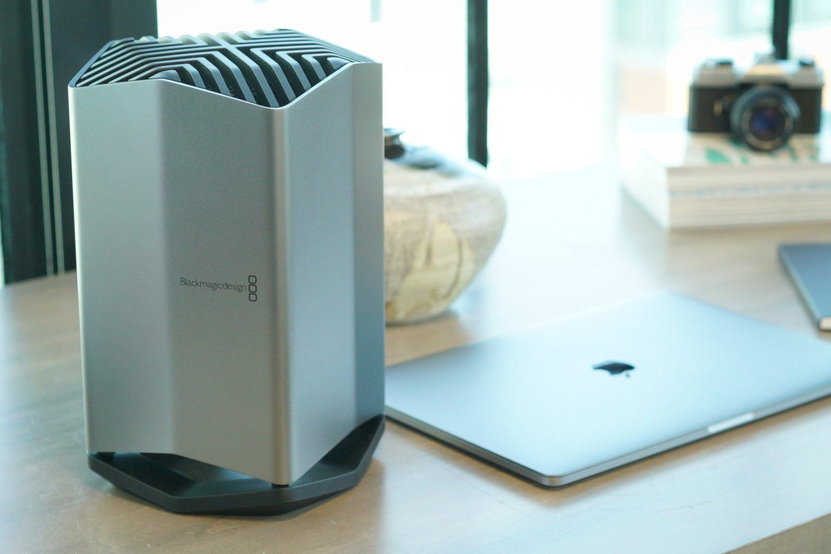 Blackmagic eGPU review: A beautiful MacBook Pro graphics booster