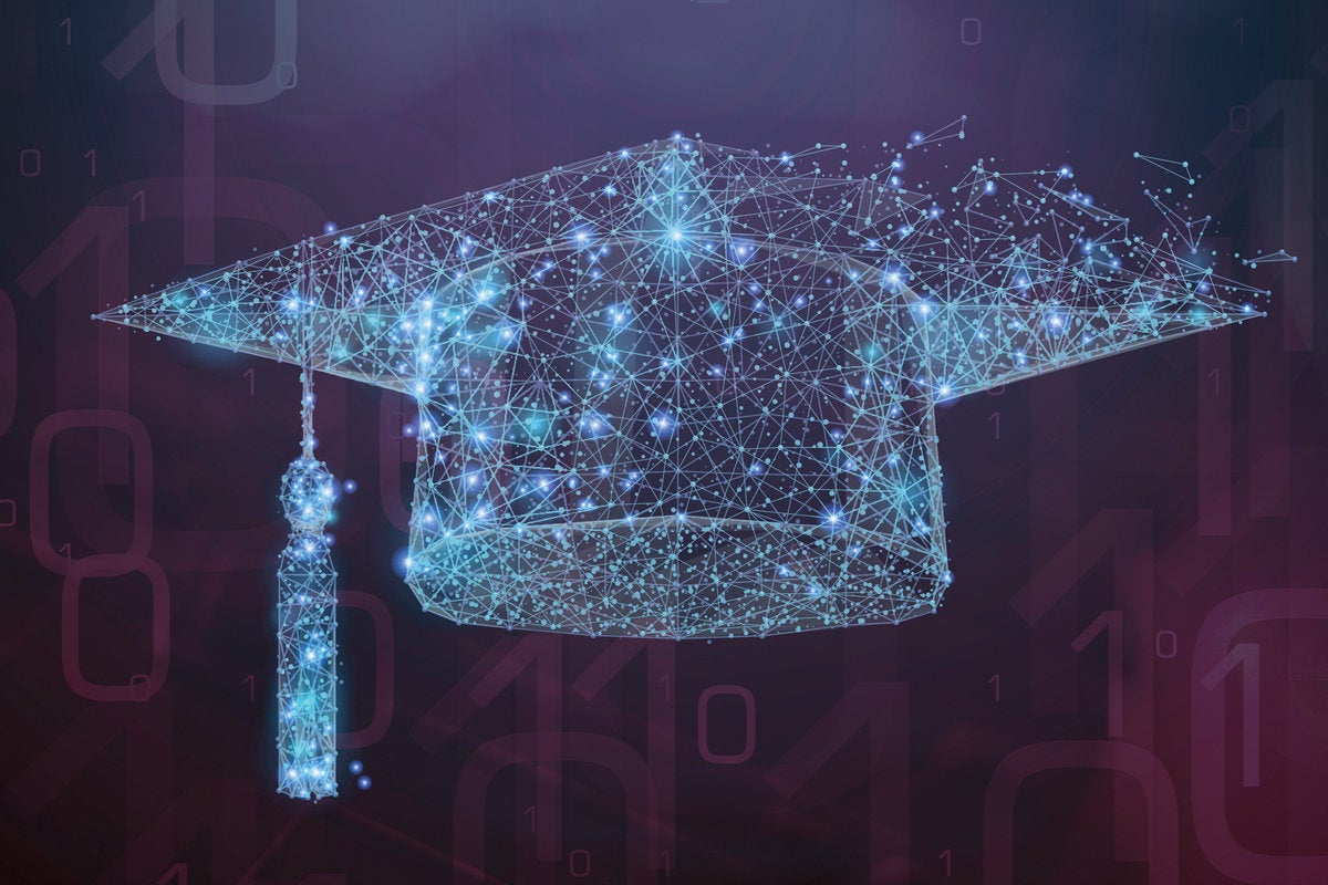 certification graduate mortar board digital transformation tech skills