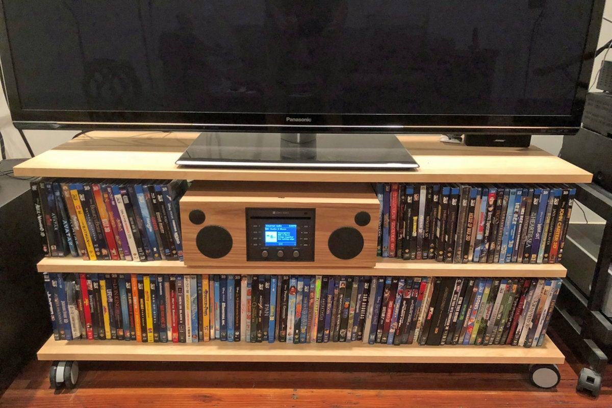 como audio musica on tv ttable