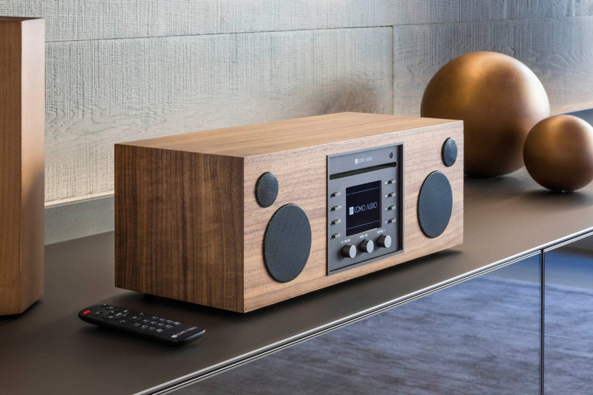 Como Audio Musica Review This Lovingly Crafted Speaker Is