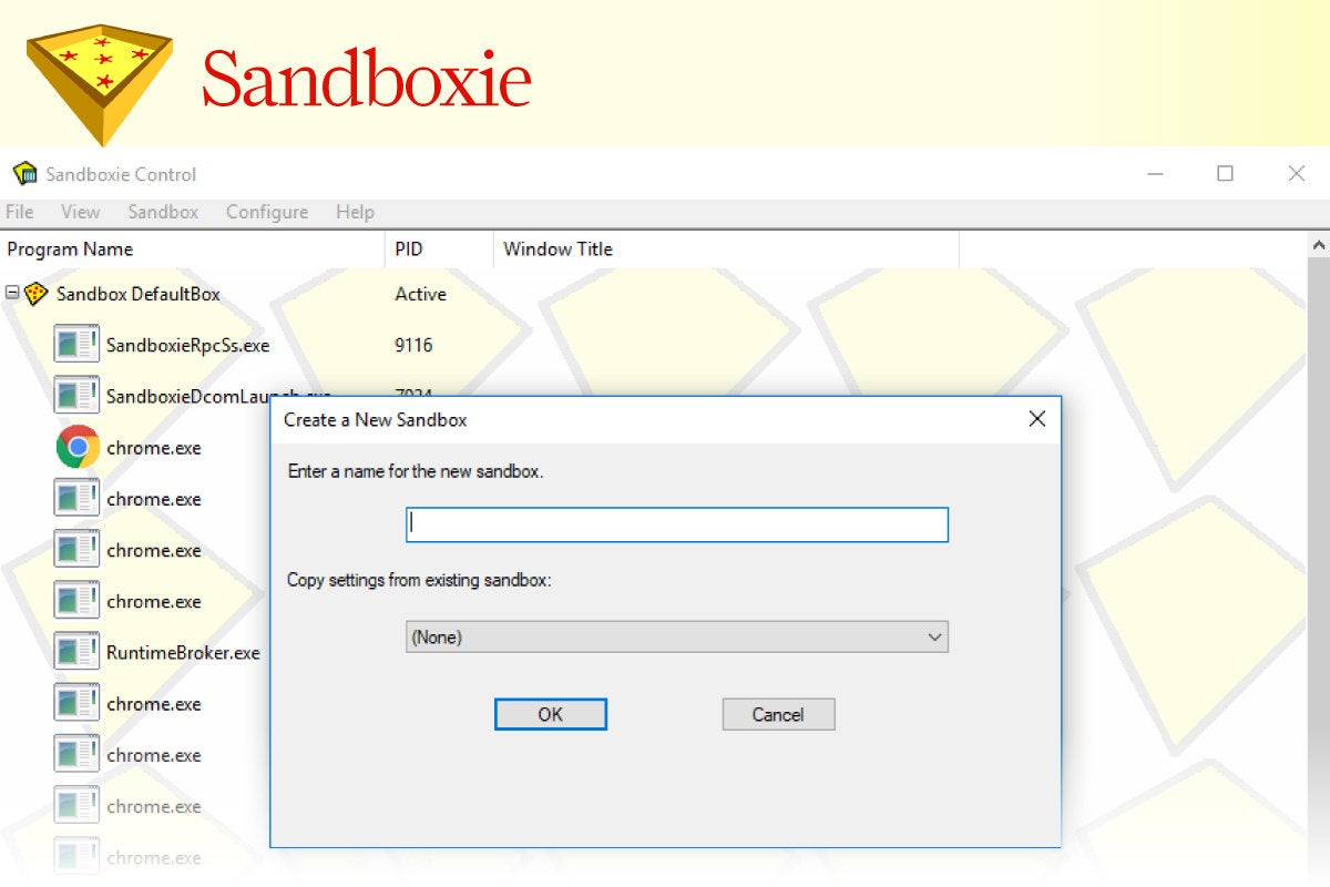 Computerworld > Windows 10 Utilities > Slide #08 > Sandboxie
