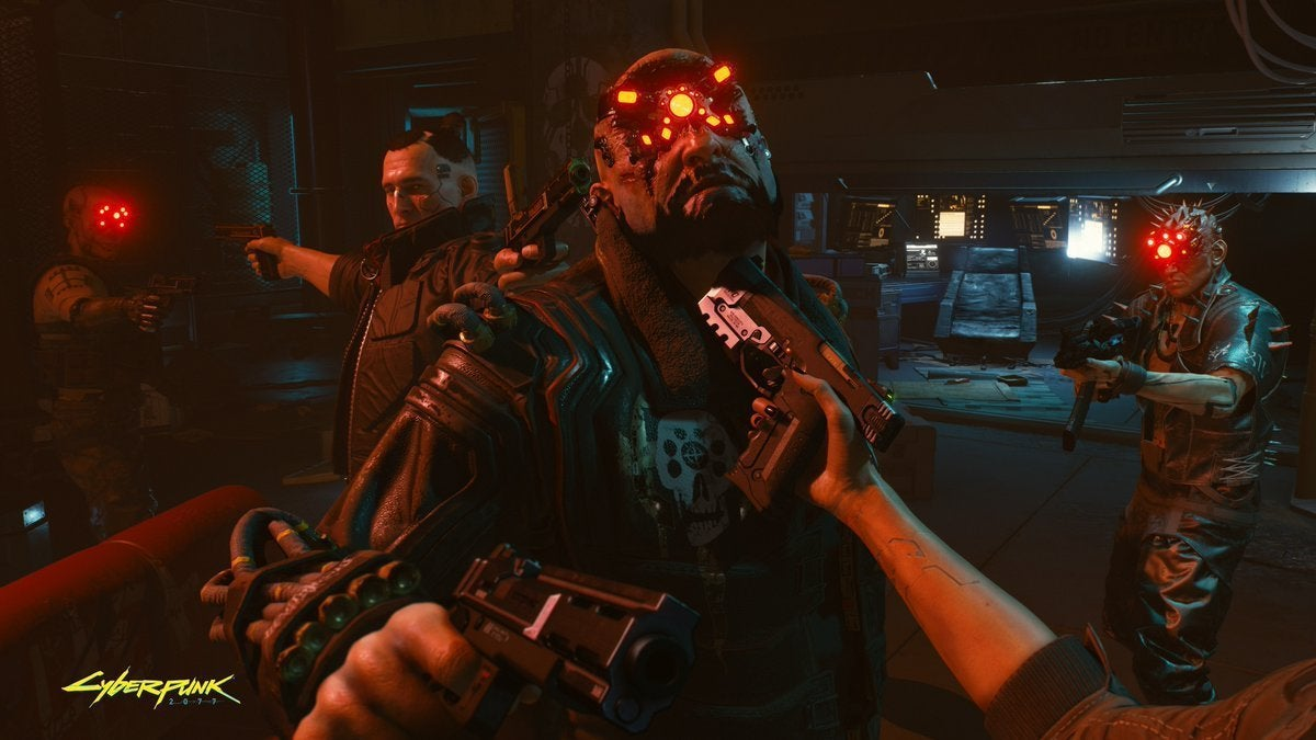 Image result for cyberpunk 2077 body mods
