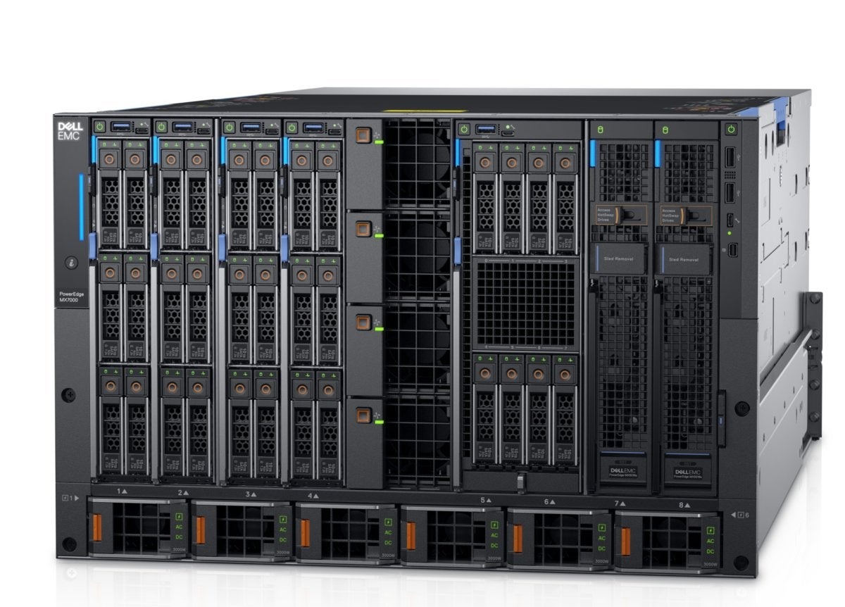 Dell EMC rolls out future-proofed high-performance servers | Network