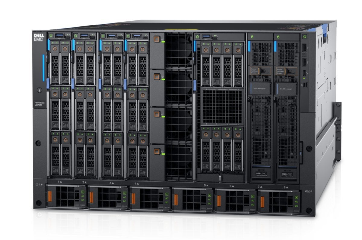 dell emc poweredge mx
