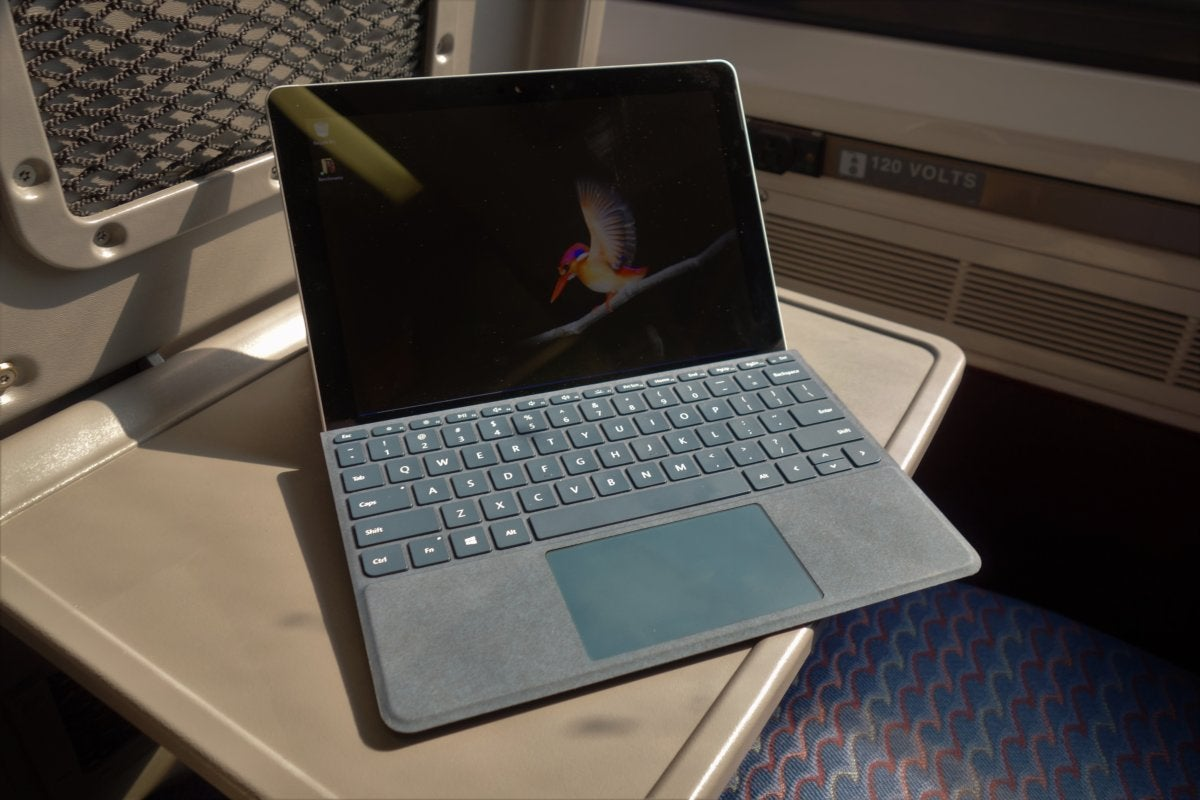 Microsoft Surface Go alt primary