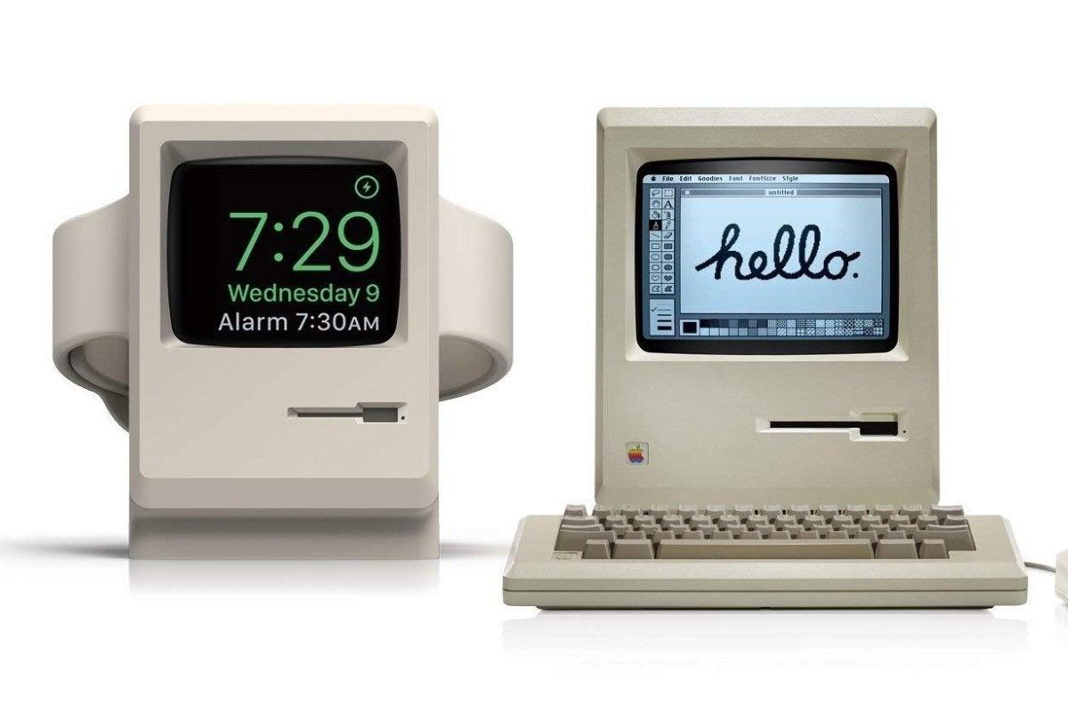 elago w3 apple watch charging stand