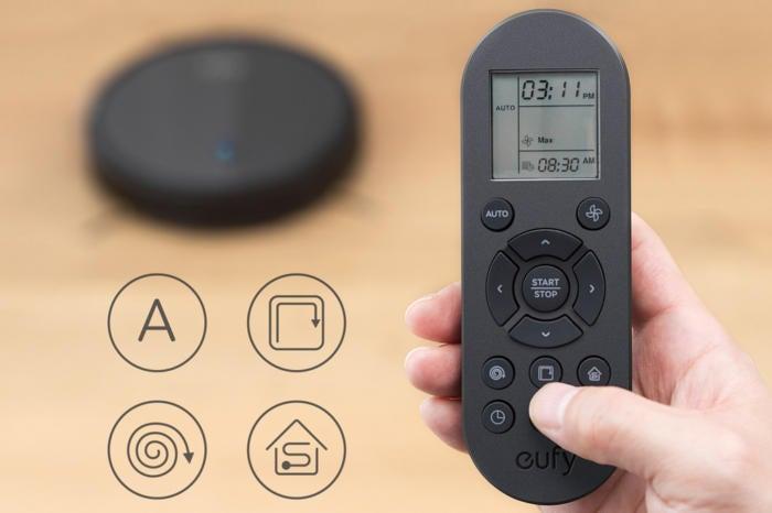 eufy remote